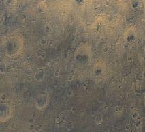 Hesperia Planum, Aufnahme der Sonde Mars Global Surveyor