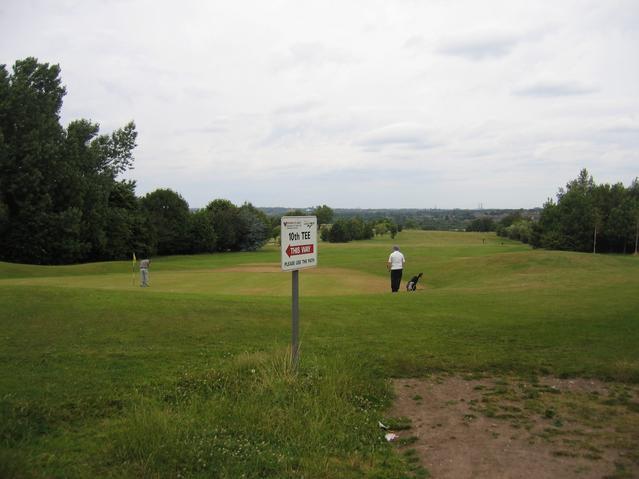 Hilltop Golf Course Craft Beer Scramble