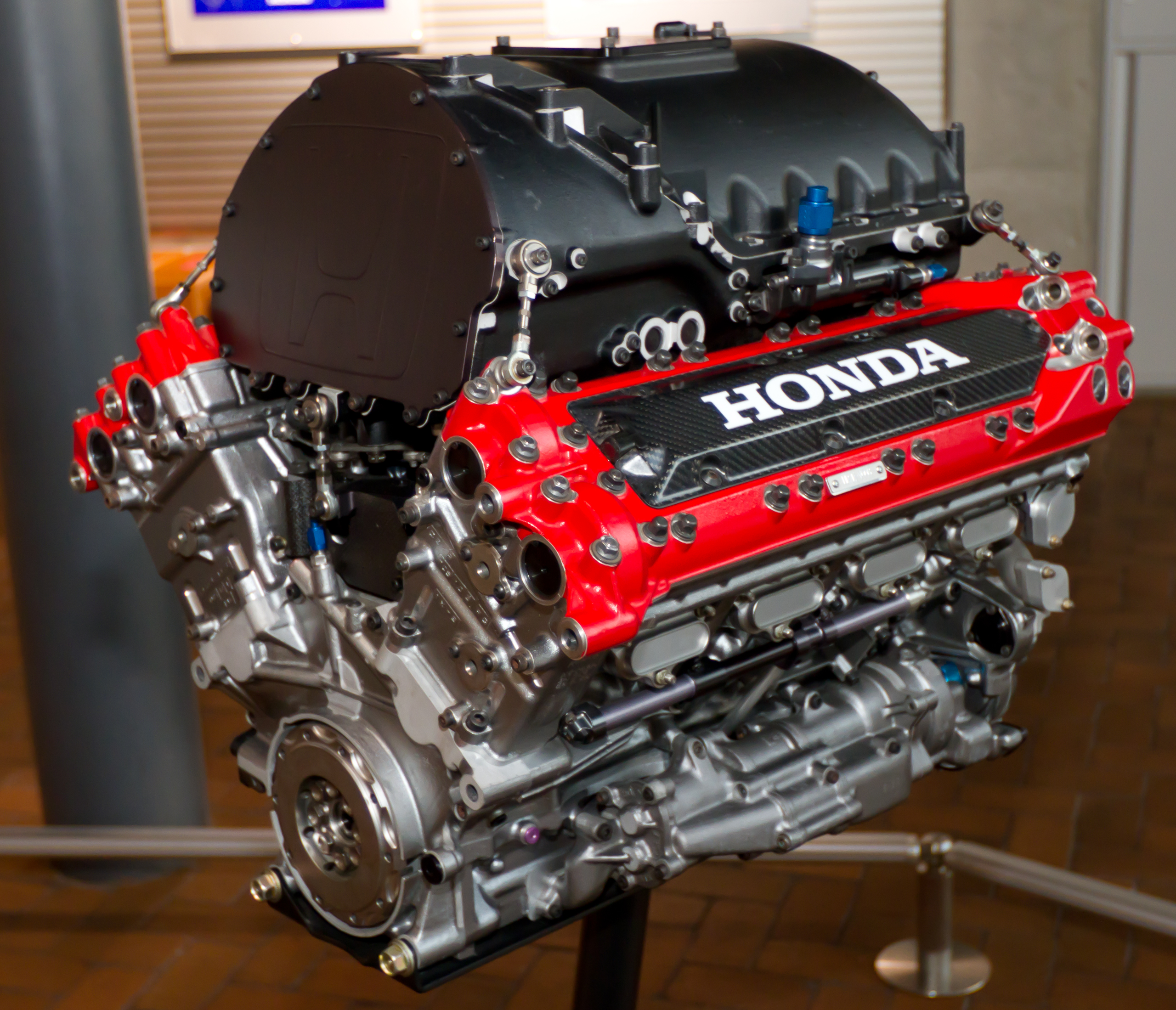FileHonda HR2 Engine Honda Collection Hall