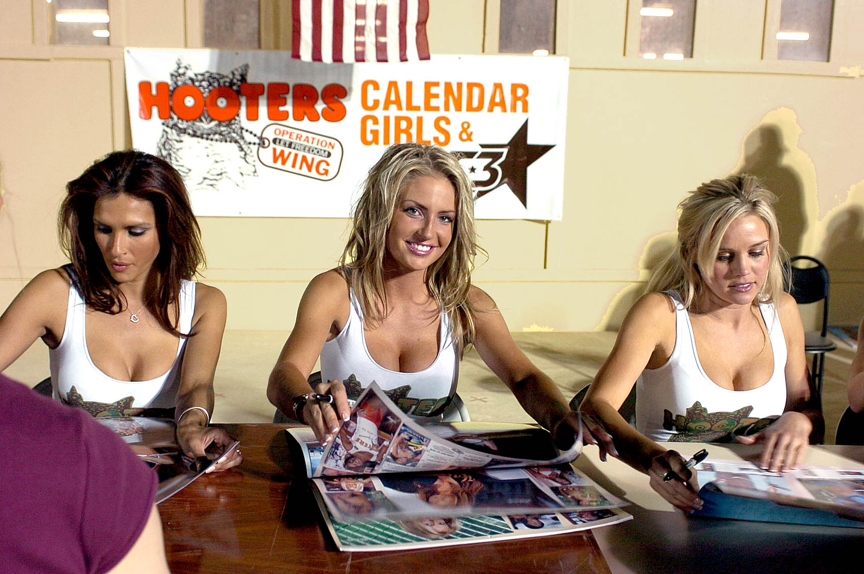 Hooters Calendar May : The world s best photos of hooters and hooterscalendar flickr