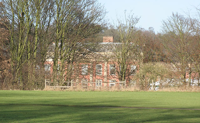 In Colwick Country Park, looking towards Colwick Hall - geograph.org.uk - 651490