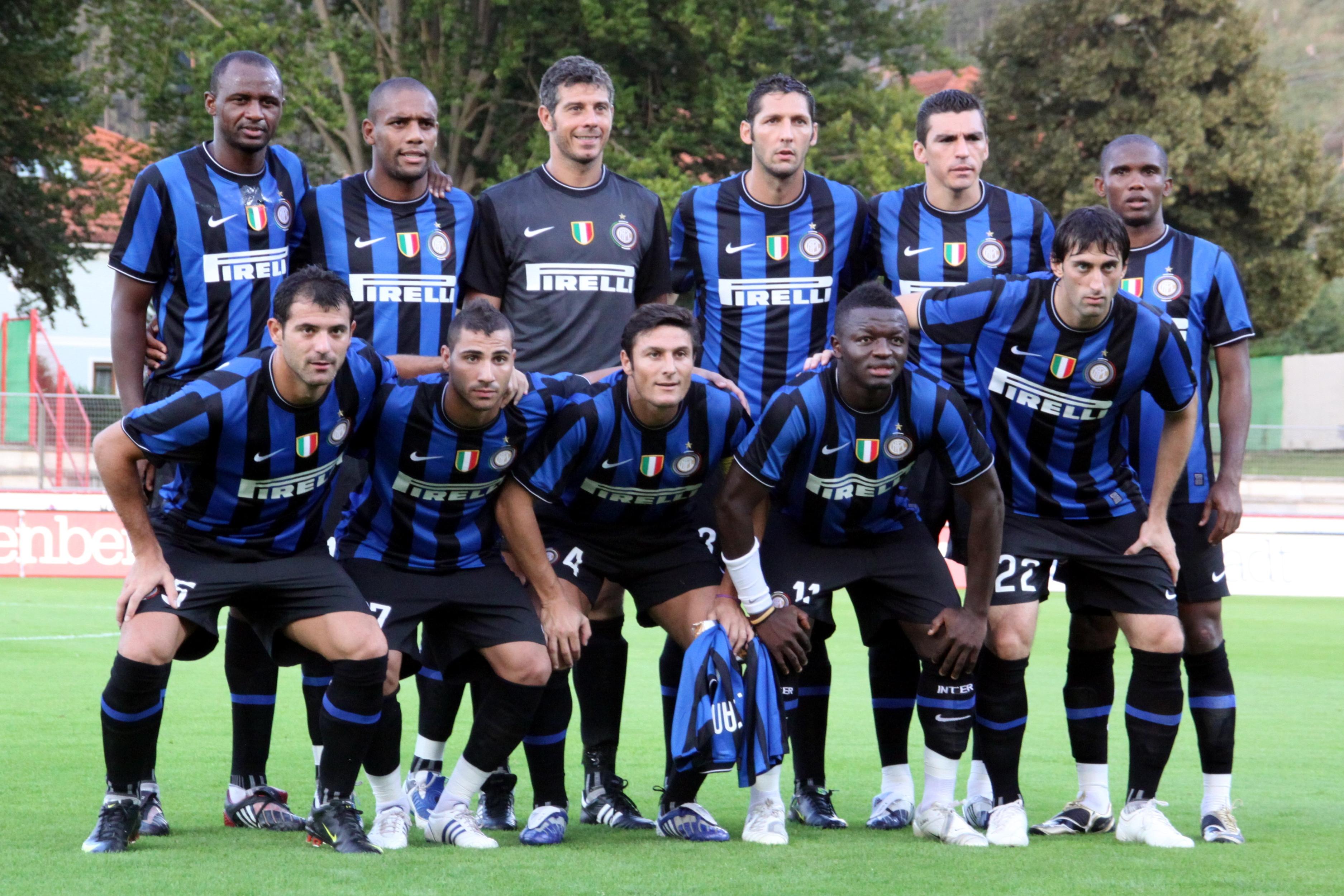 2009 10 Inter Milan Season Wikipedia