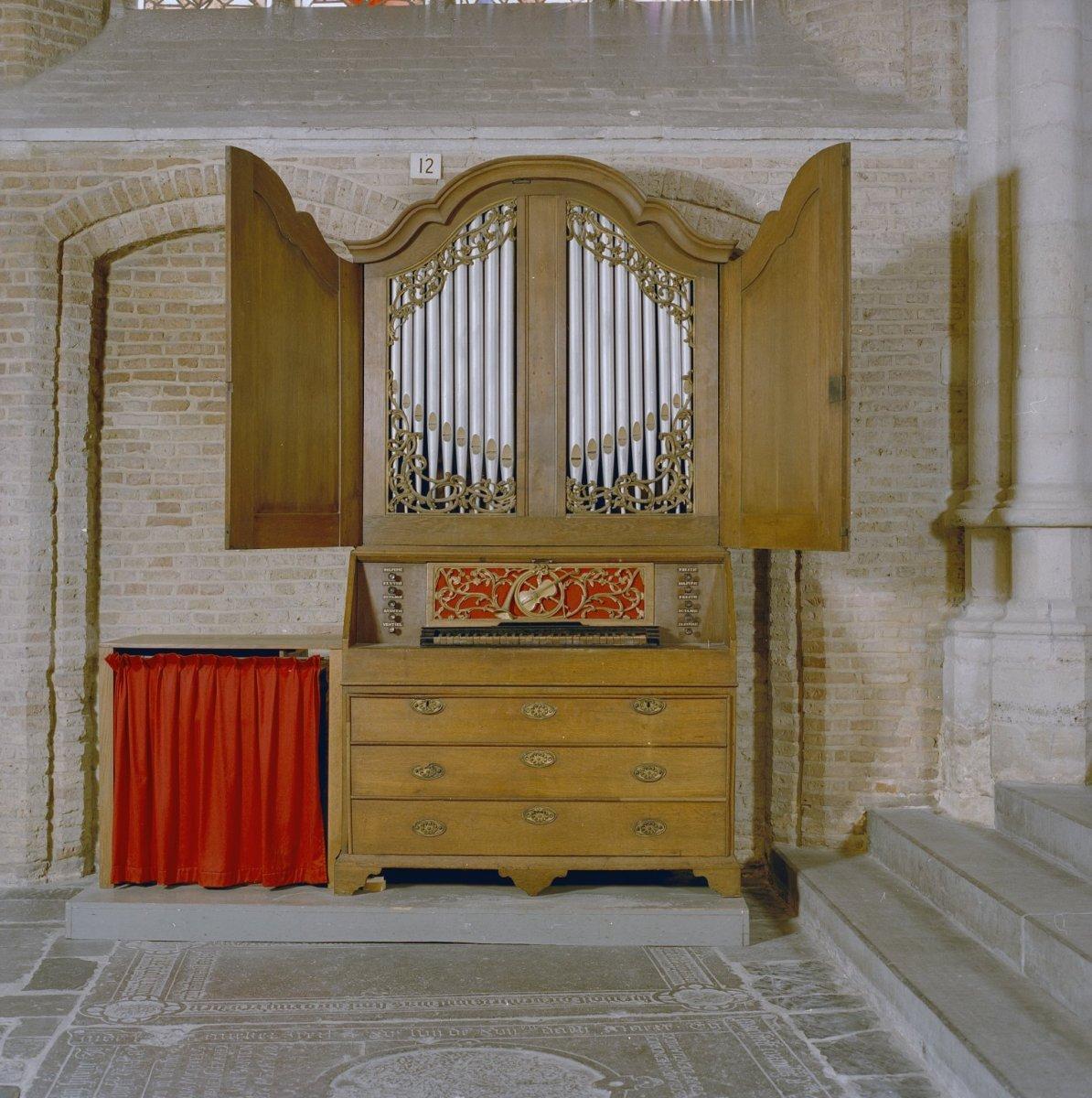 File interieur overzicht van het kabinet orgel delft for Interieur kabinet