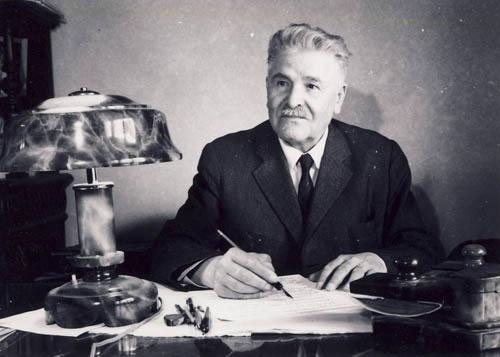 Poza a lui Ioan D. Chirescu