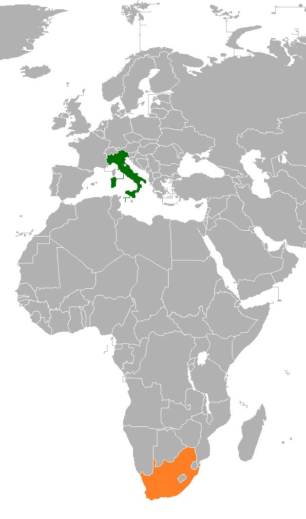Italien Afrikaner