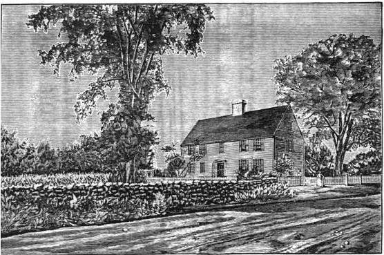 James noyes house newburyport roadtrippers for Noyes home