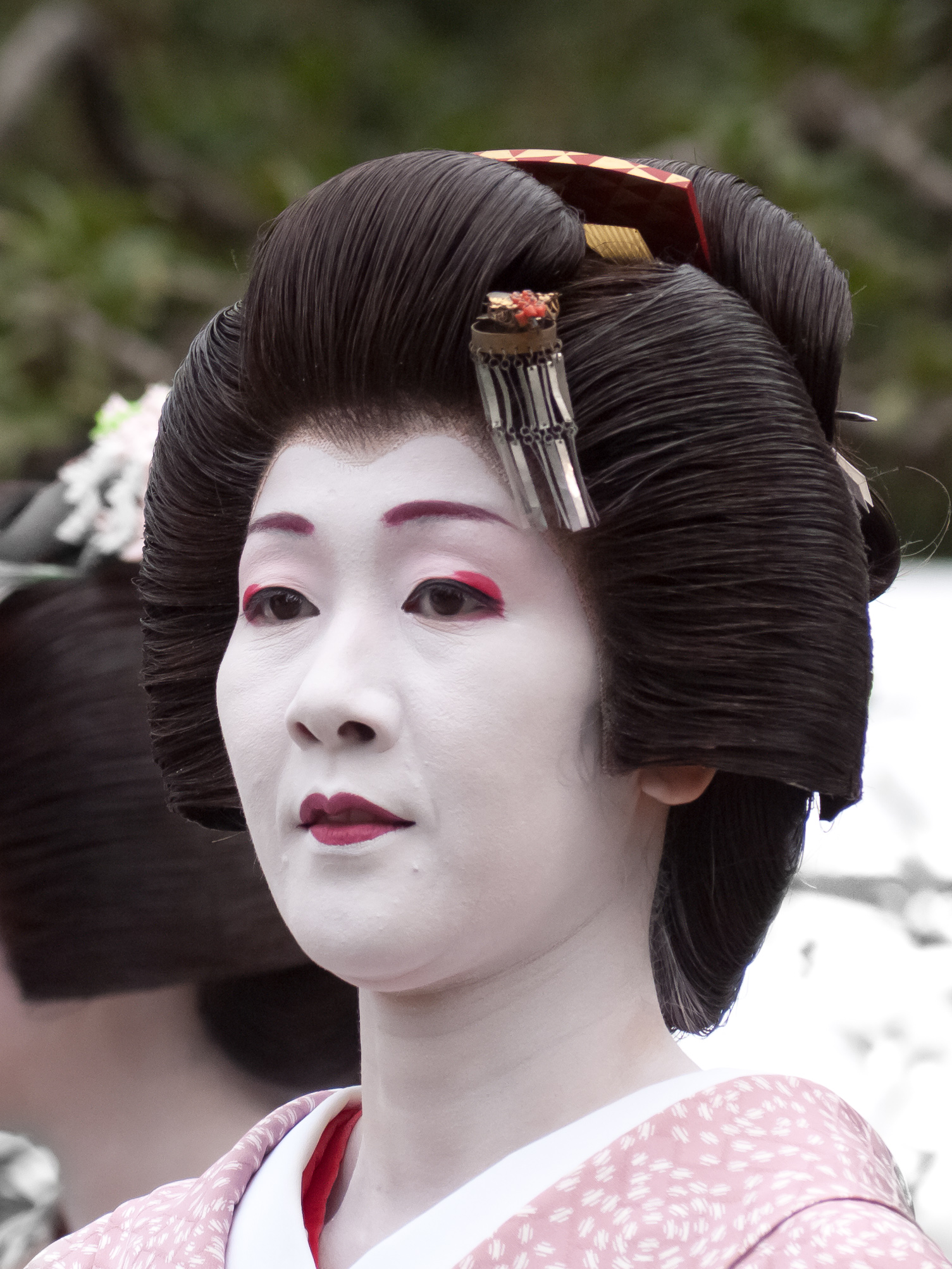 FileJapan Kabuki Actress Makeup 1202.jpg - Wikimedia Commons