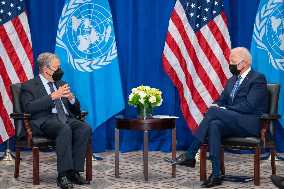 Biden Doubles Financial Commitment to Poor Nations, But Experts Say It's Not Nearly Enough