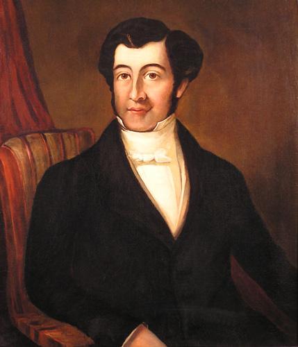 Portrait of Joseph Bramah