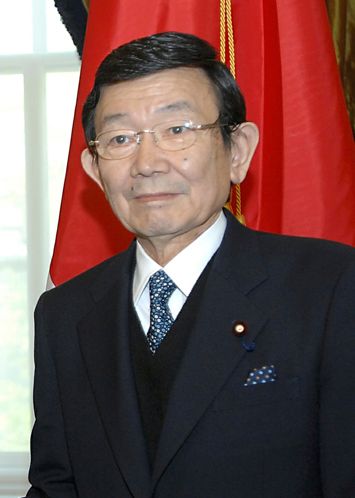 与謝野馨 - Wikipedia
