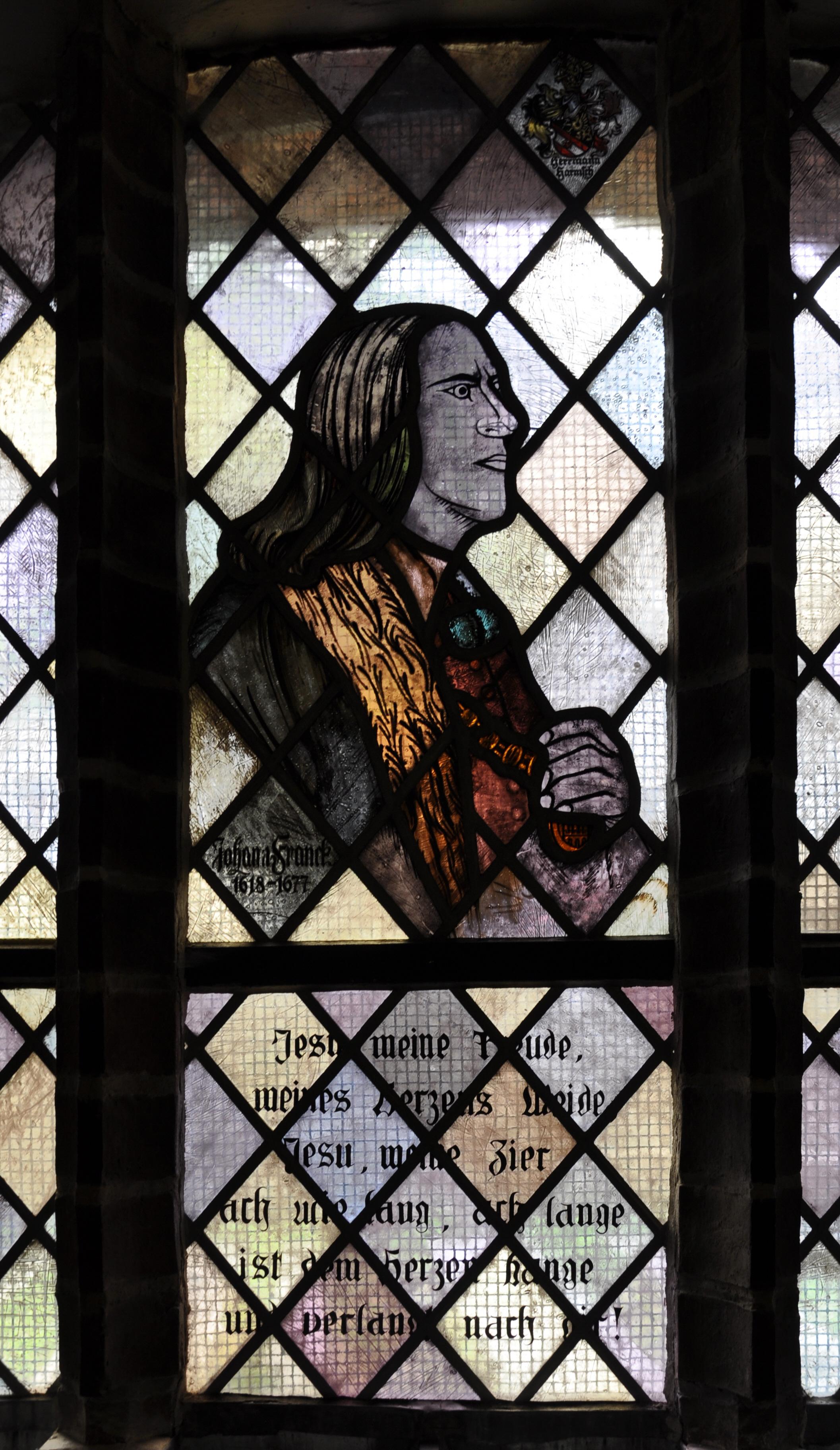Fenster Paul file lübben paul gerhardt kirche fenster johann franck jpg