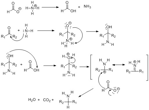 Leuckart Reaction Wikipedia