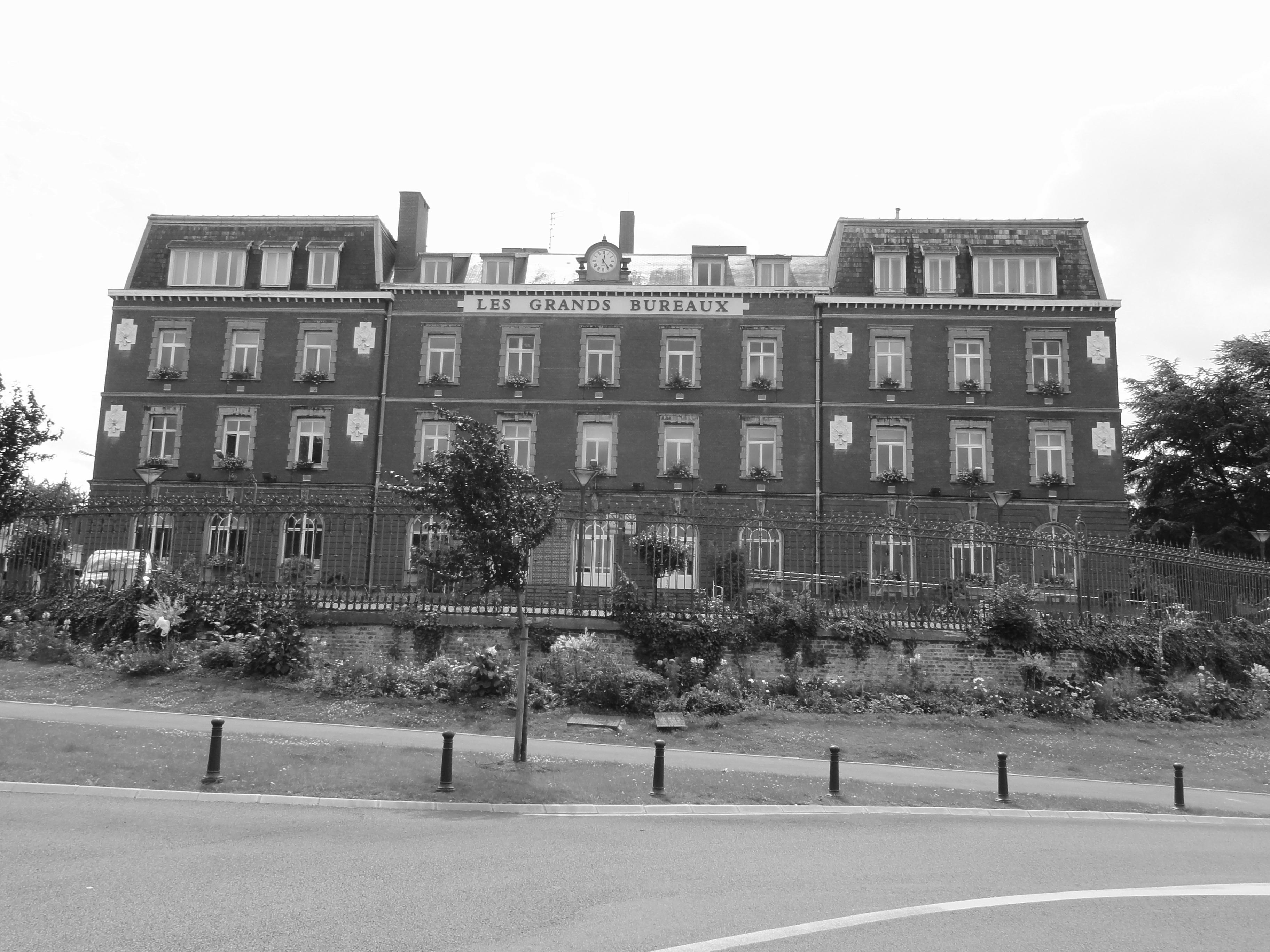 Location bureau lievin ligloo
