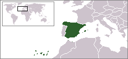 LocationSpain