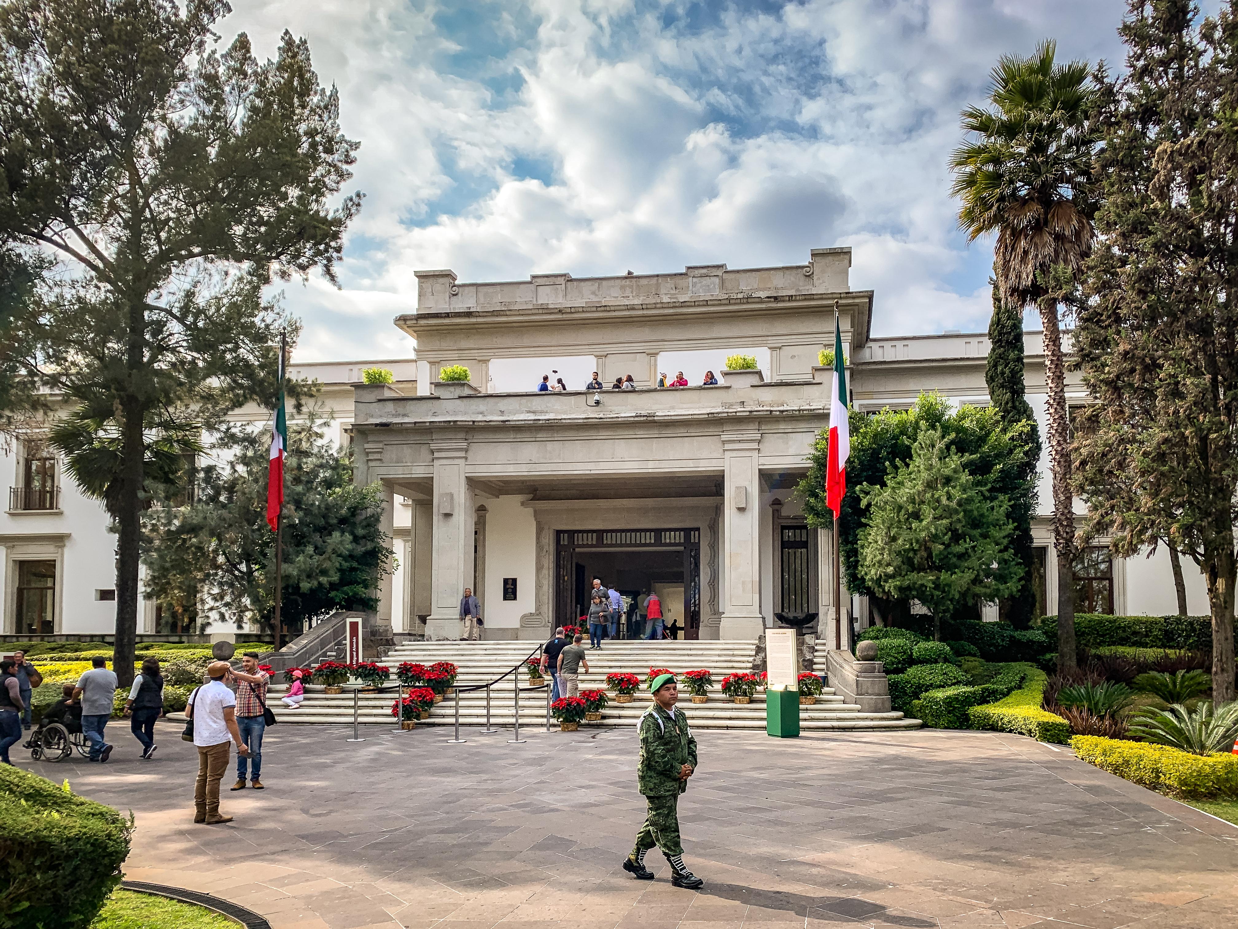 Los Pinos México Wikipedia La Enciclopedia Libre