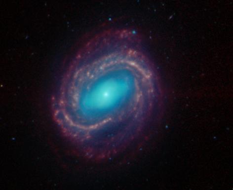 welche galaxien gibt es