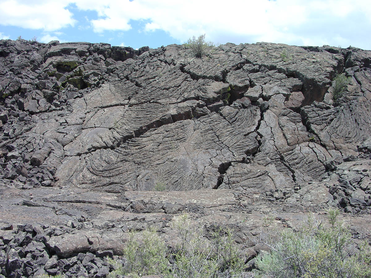 Lava Beds Near Grants Nm