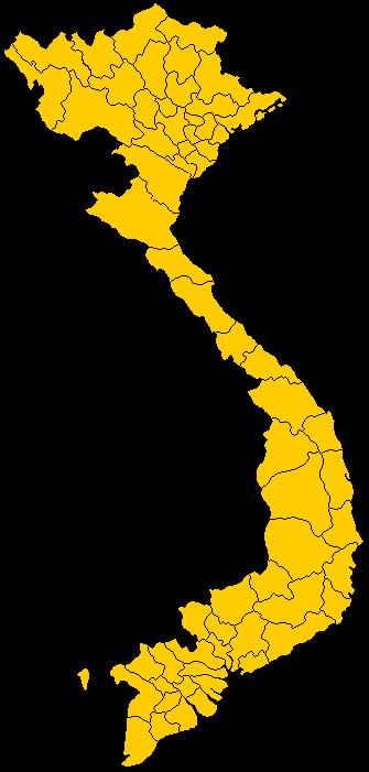 File Map Of Vietnam Bản đồ Việt Nam Transparent Background Png Wikimedia Commons