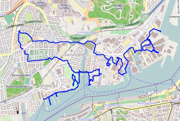 karta hisingen göteborg File:Map of photo safari Göteb2012 09 01.png   Wikimedia Commons karta hisingen göteborg