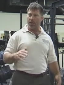 Picture of a book: Starting Strength: Basic Barbell Training