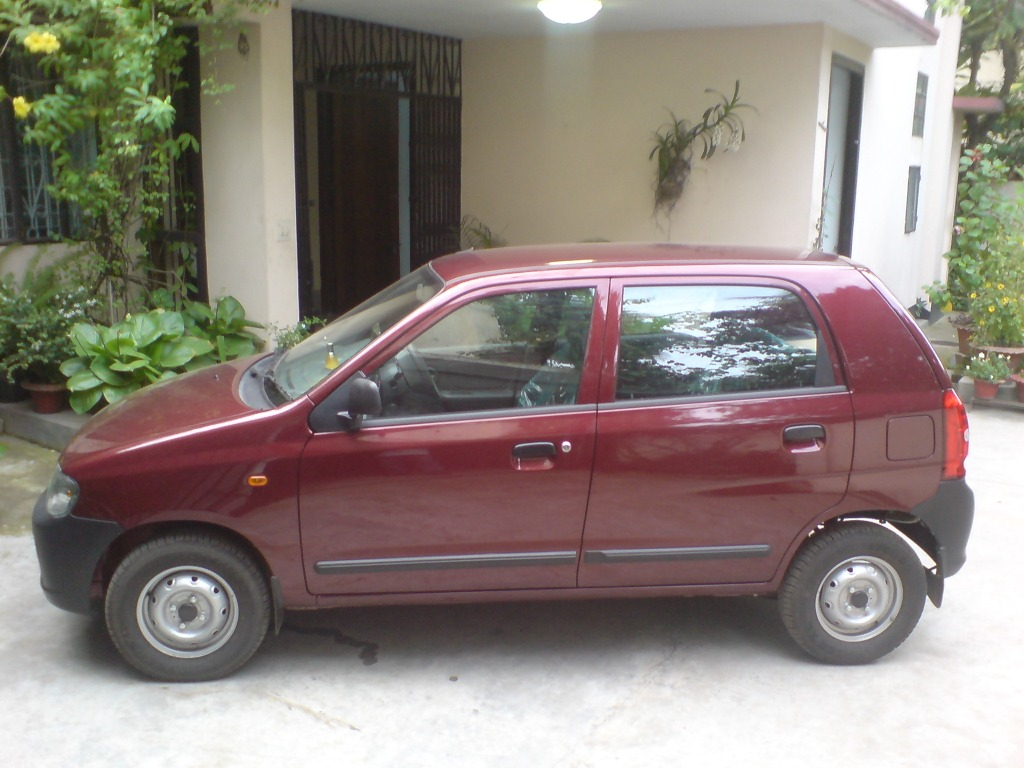 Maruti Suzuki Alto Kvxi On Road Price In Chennai