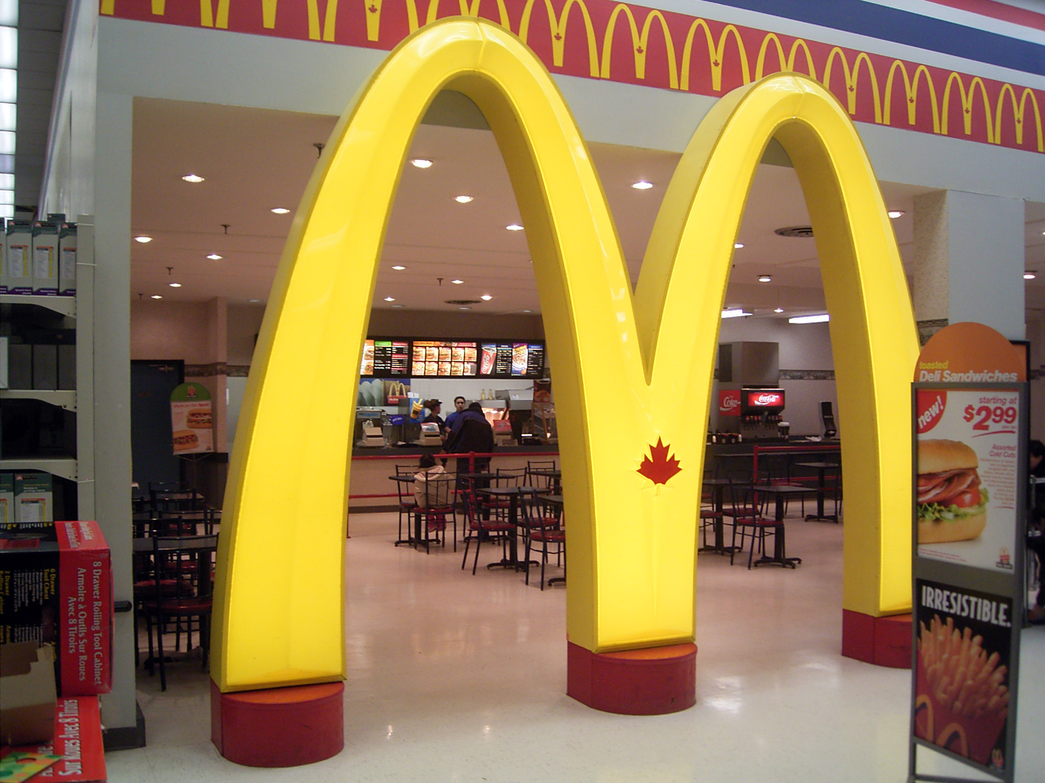 Where Does Mcdonalds Get Its Food