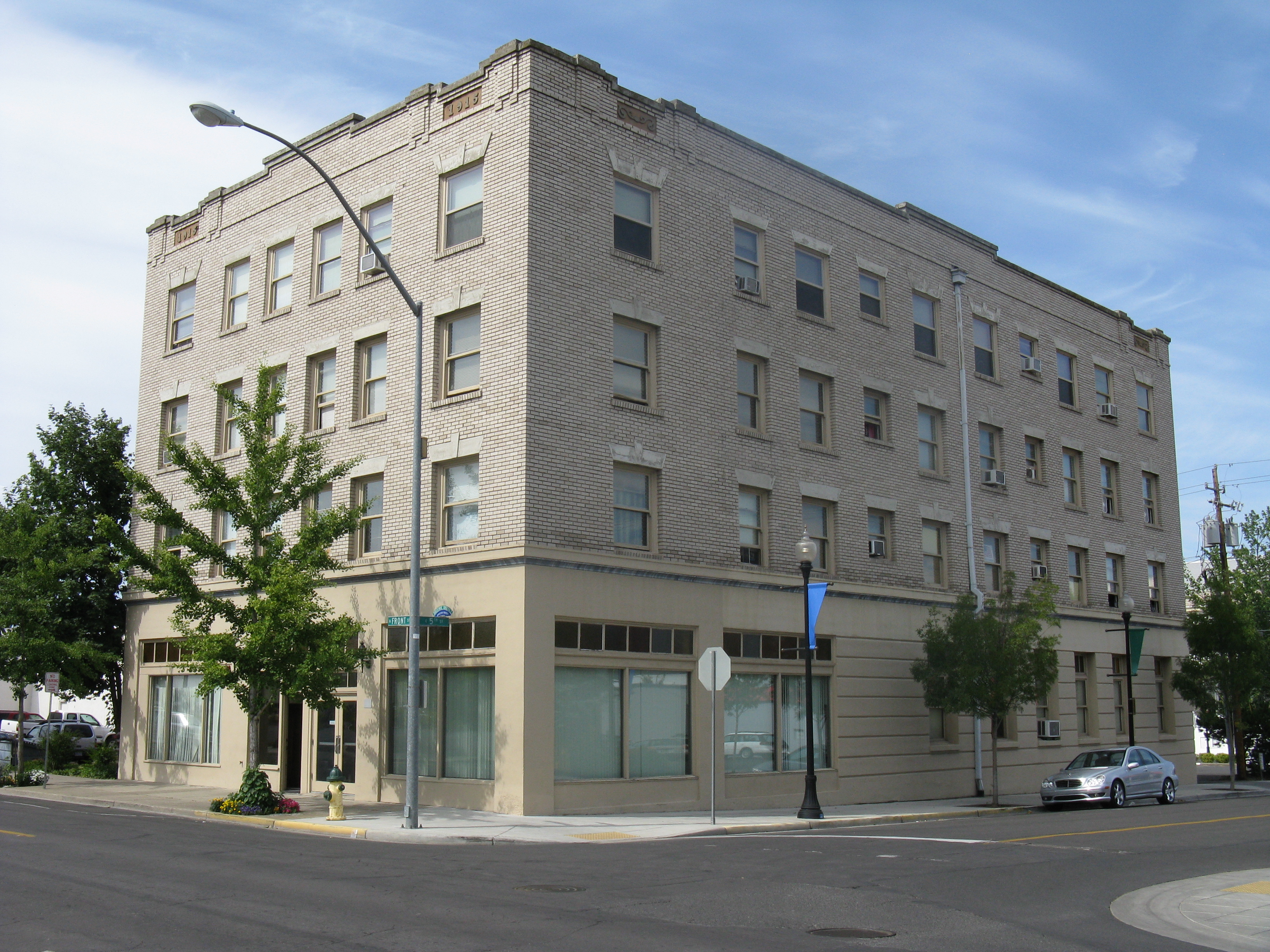 File Medford Oregon Barnum Hotel Jpg