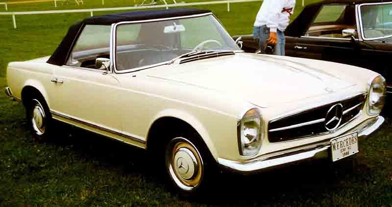1966 mercedes benz 230 sl classic automobiles for 1966 mercedes benz 230sl