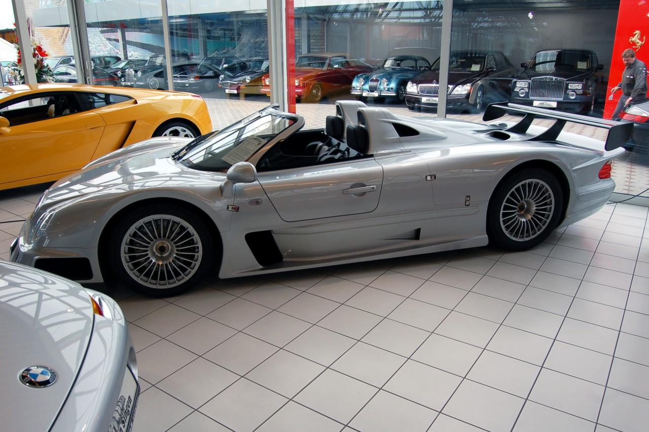 File Mercedes Benz Clk Gtr Amg Jpg Wikimedia Commons