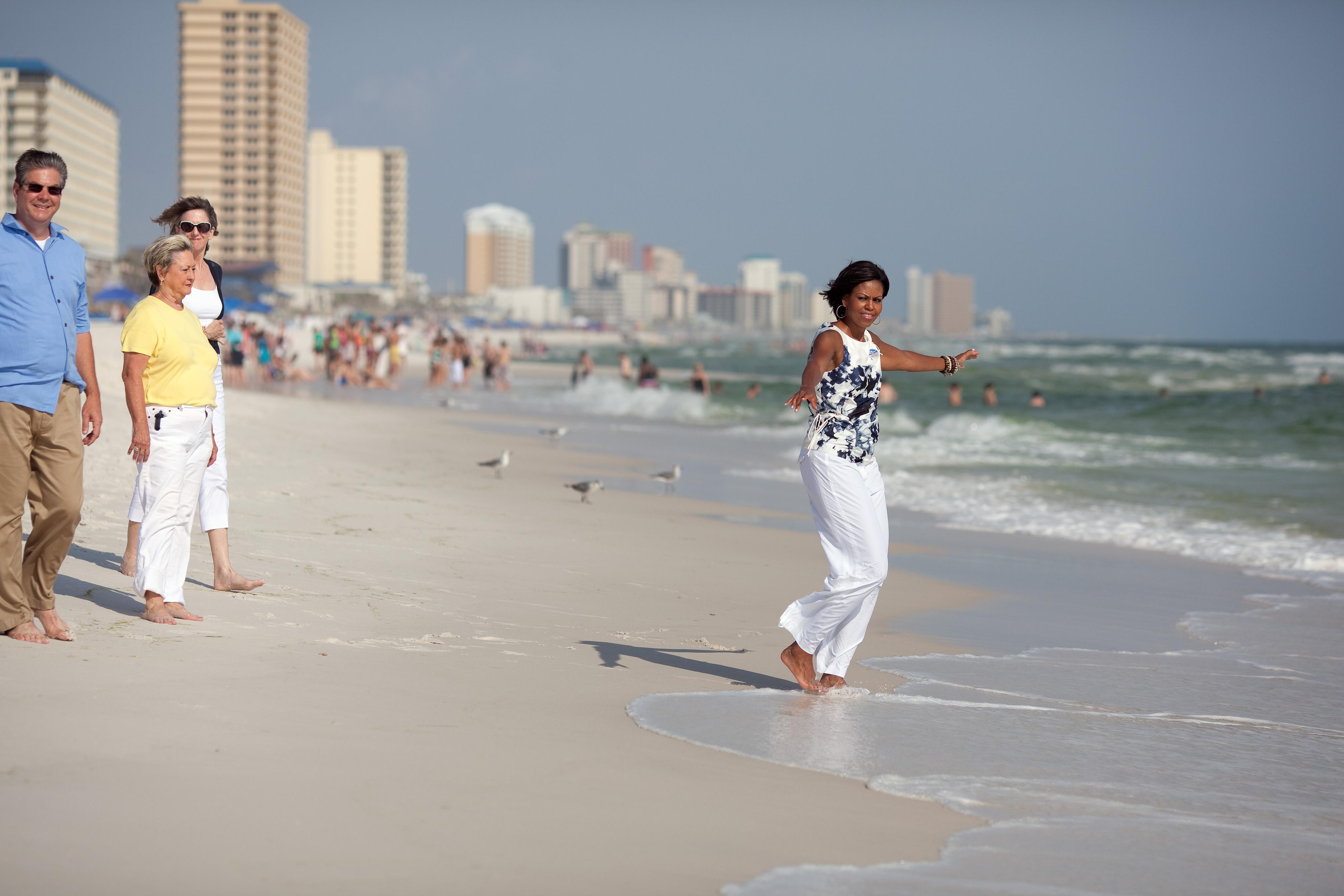 File Michelle Visits Panama City Beach Fla July 12 2010