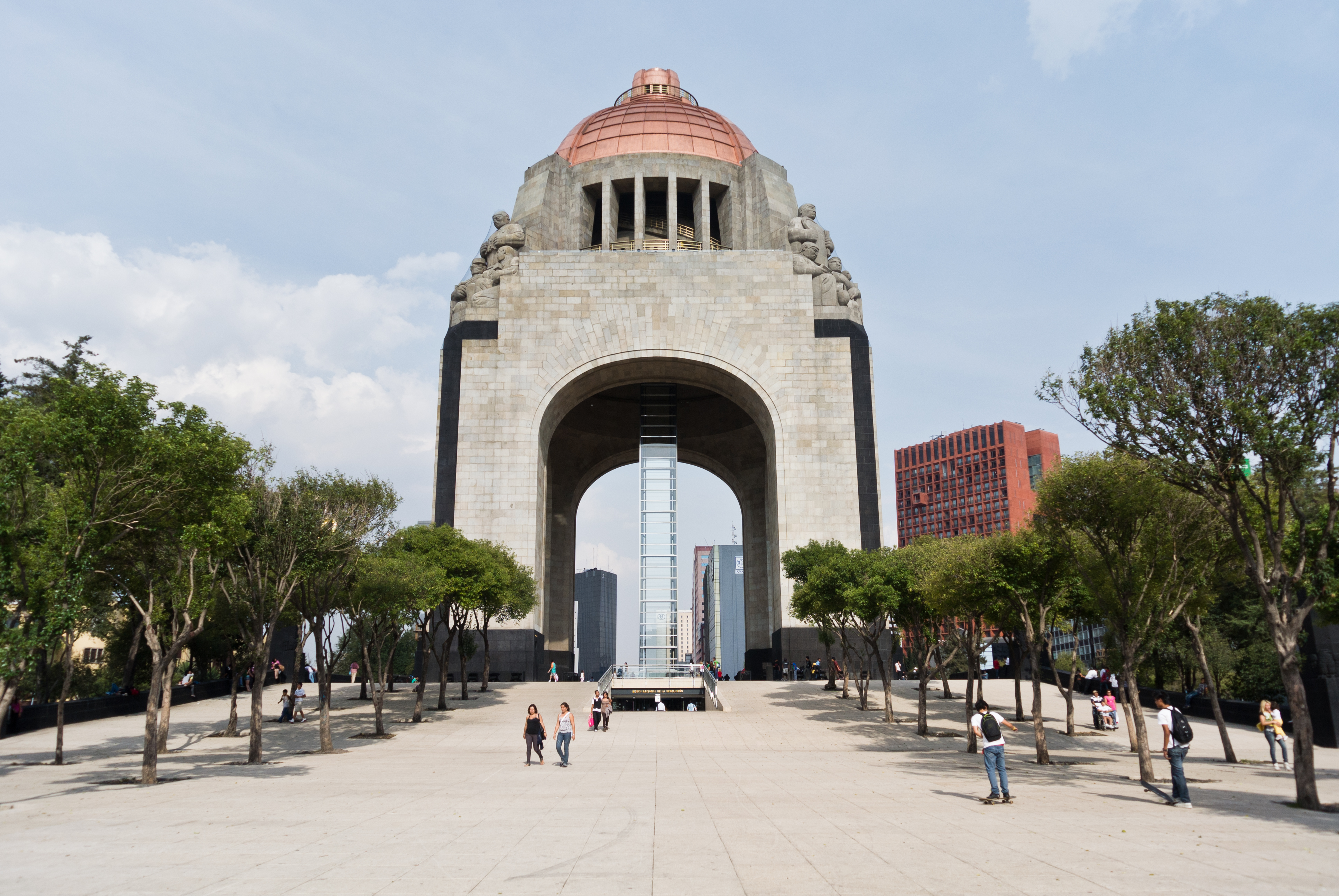 Monumento A La Revolución Wikipedia