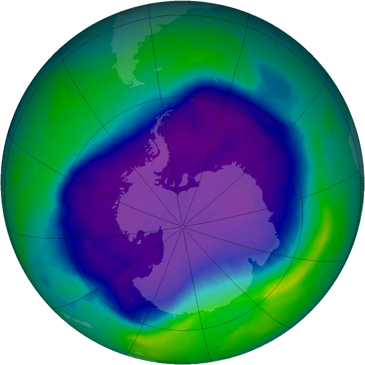 Mysterious new man-made gases pose threat to ozone layer ...