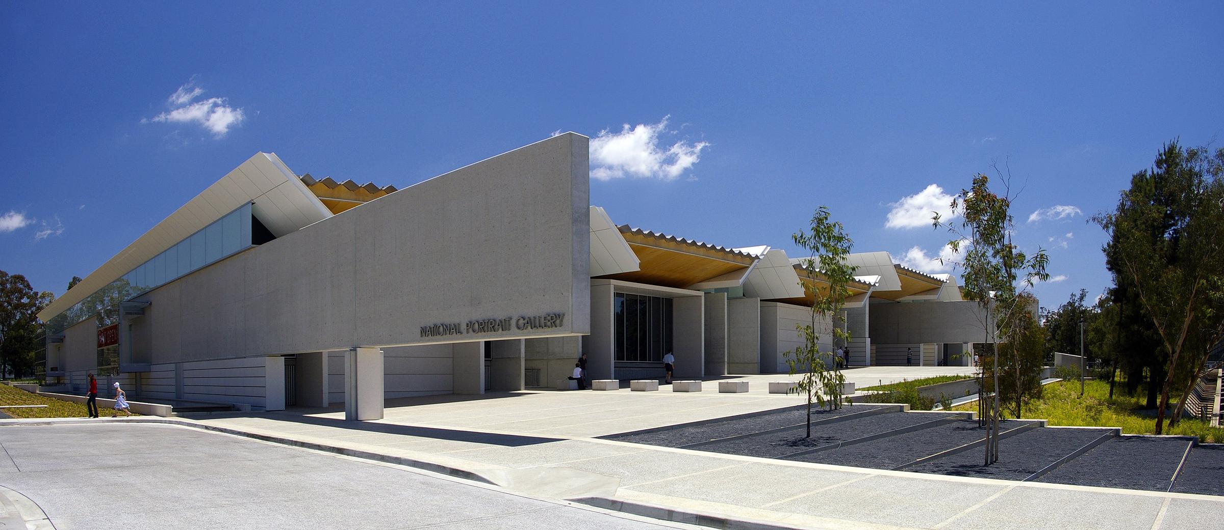 National Portrait Gallery (Australia) - Wikiwand