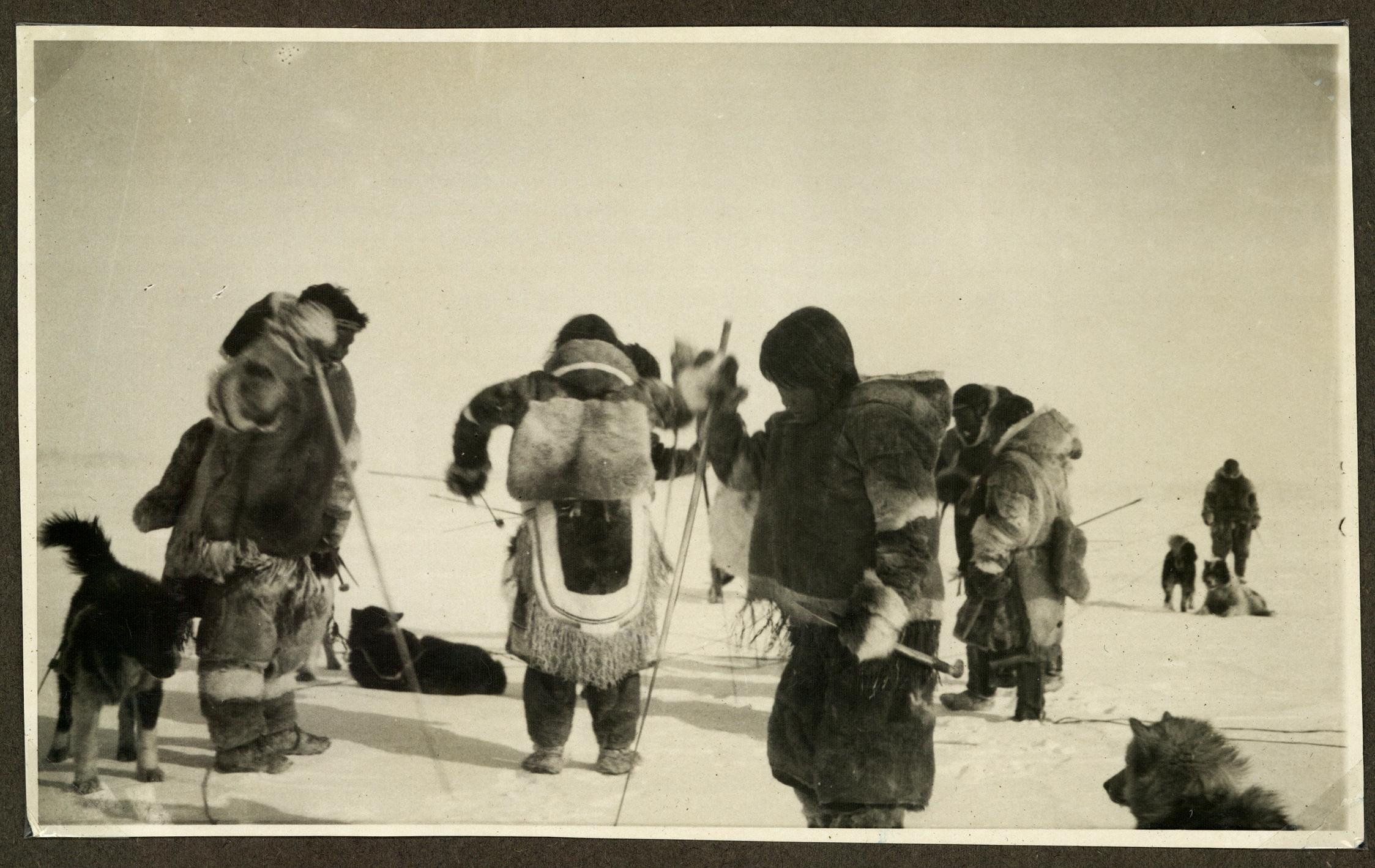 FileNetsilik Inuit Pa Fangst