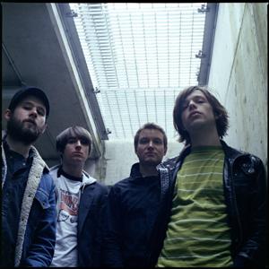Nine Black Alps band