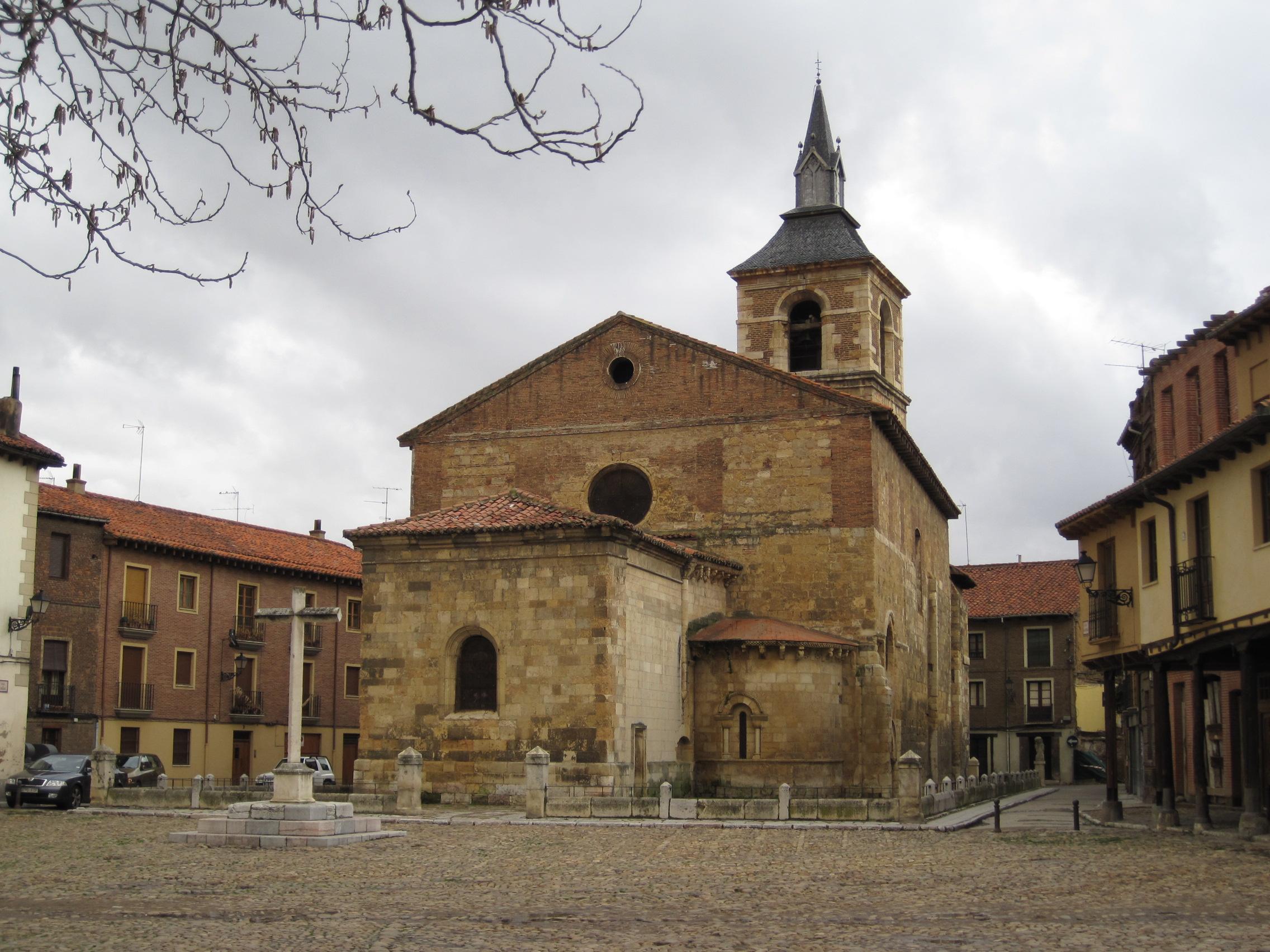 Iglesia de Nuestra Señora del Mercado (León) - Wikipedia, la ...