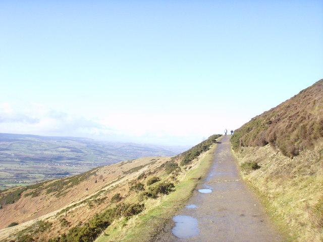 Offa's Dyke path - geograph.org.uk - 1465159