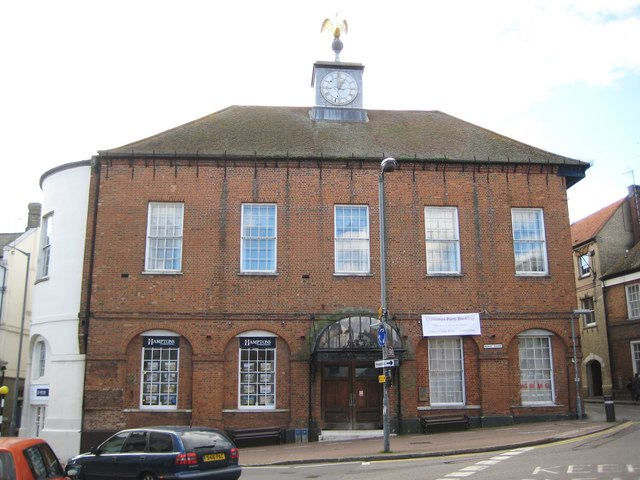 Old Town Hall Buckingham Geograph-2133620-by-Nigel-Cox