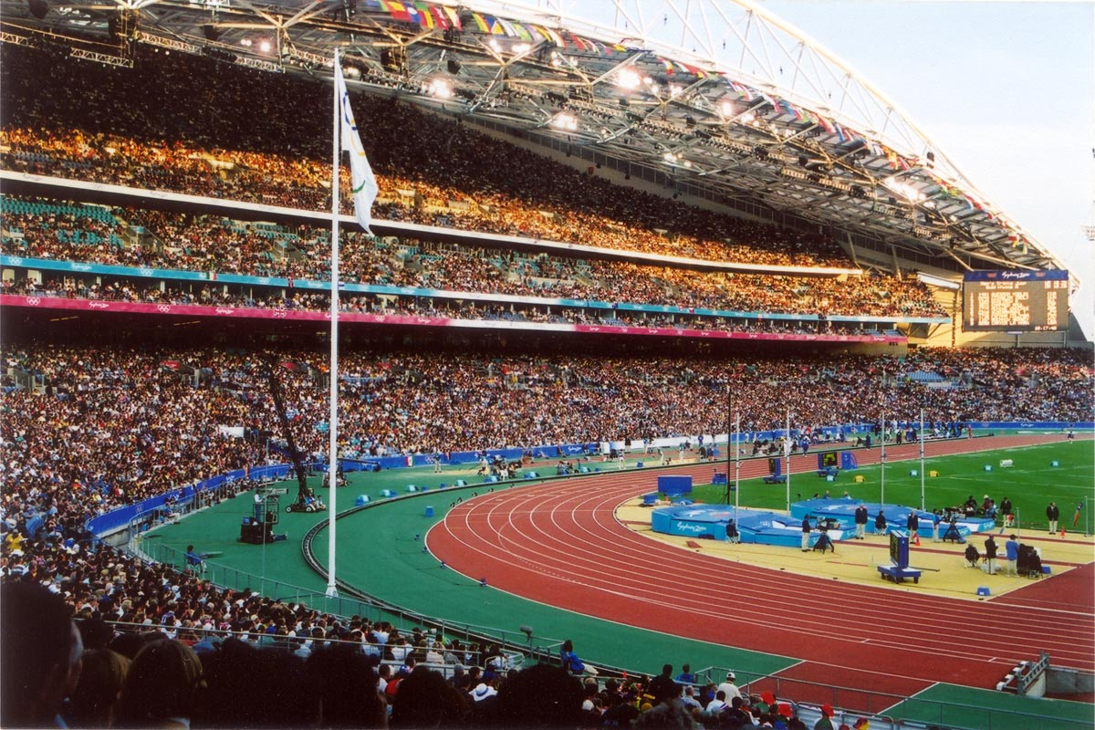 olympic australia