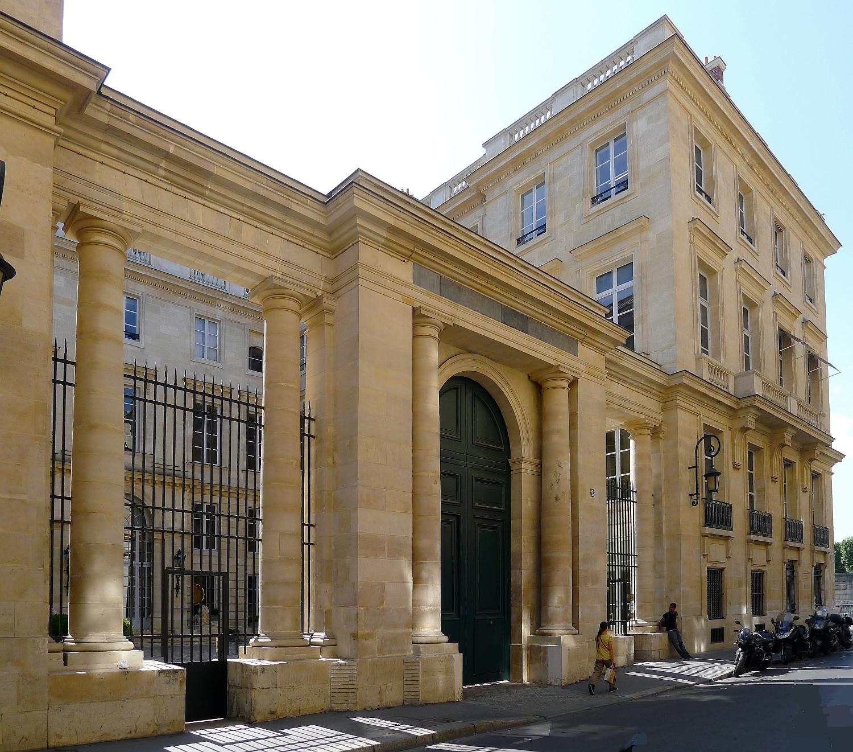 File p1030437 paris ier rue saint florentin n 2 h tel de for B b la maison st hubert