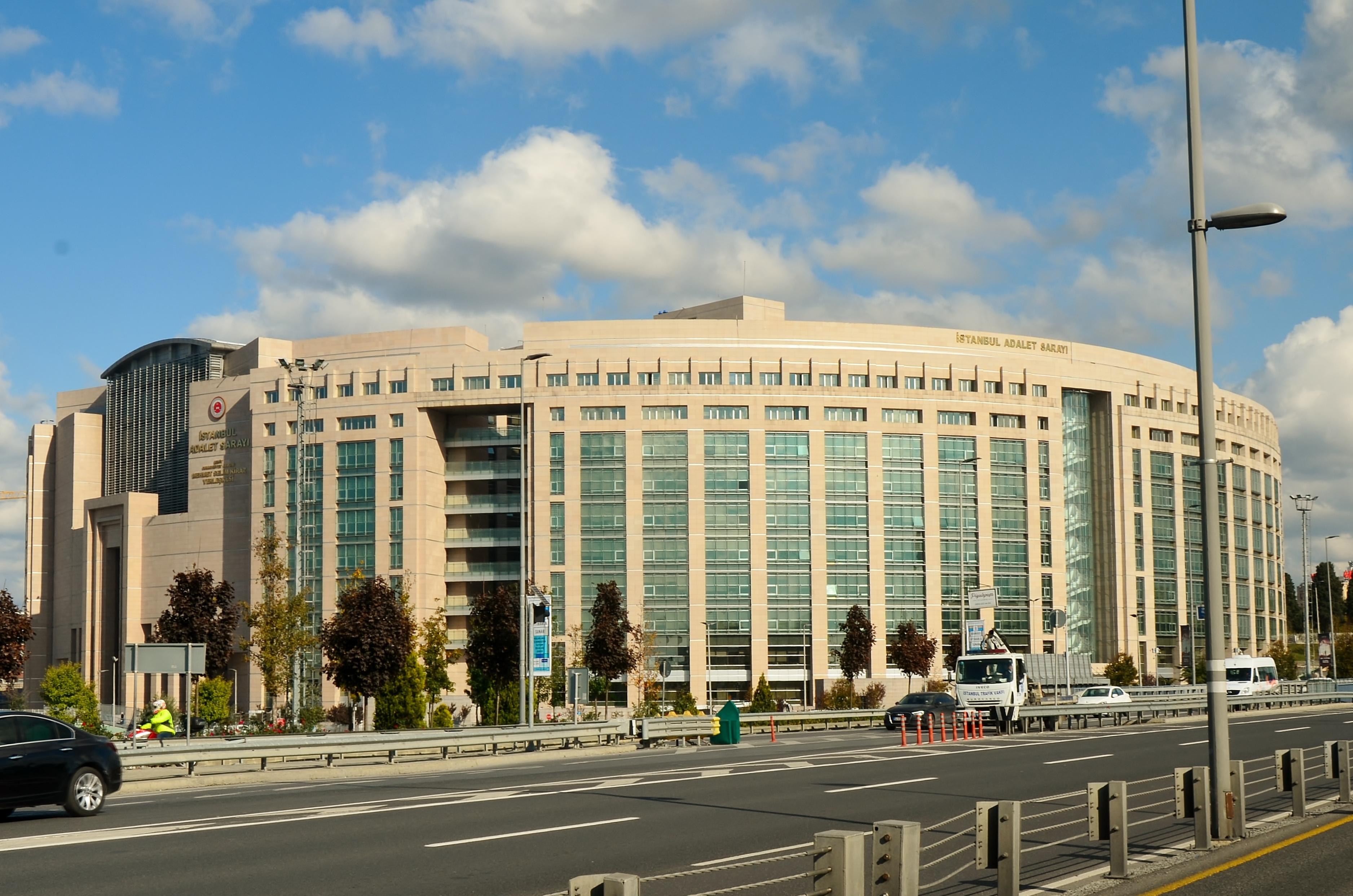 istanbul caglayan justice palace