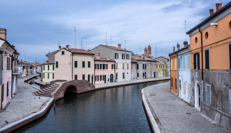Risultati immagini per Comacchio
