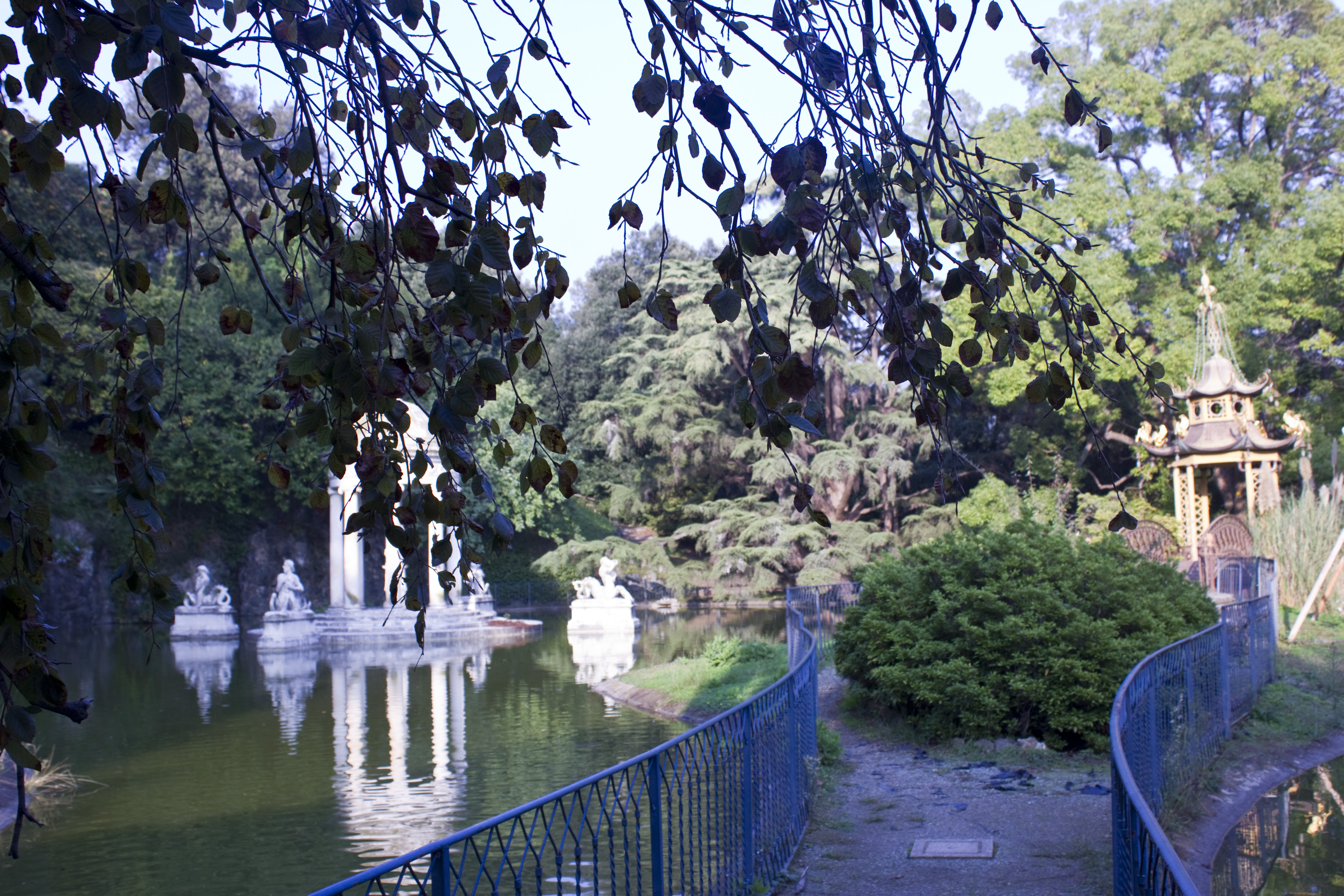 File:Parco E Villa Pallavicini   Genova Pegli