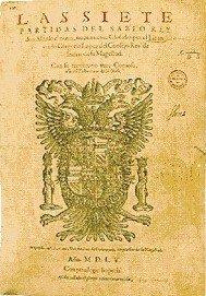 Portada de la obra editada en 1555