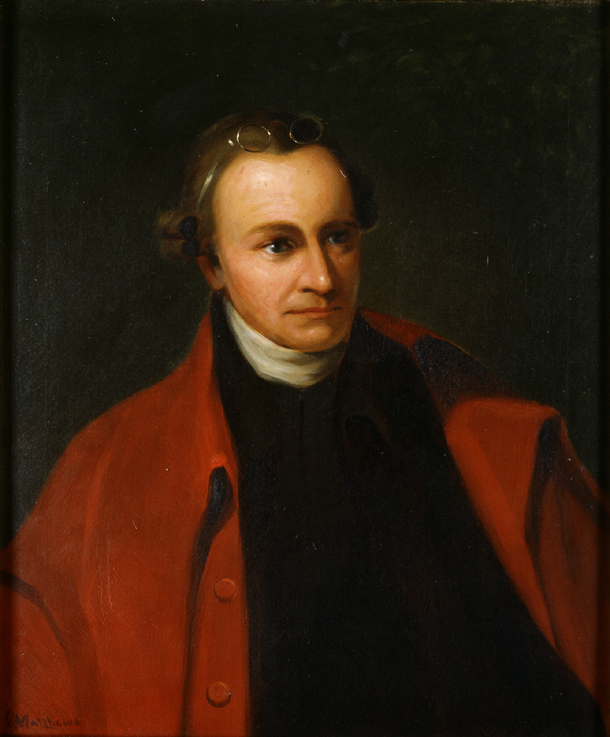 On June 5, 1788, Patrick Henry spoke before Virginia's ratification convention in opposition to the Constitution.