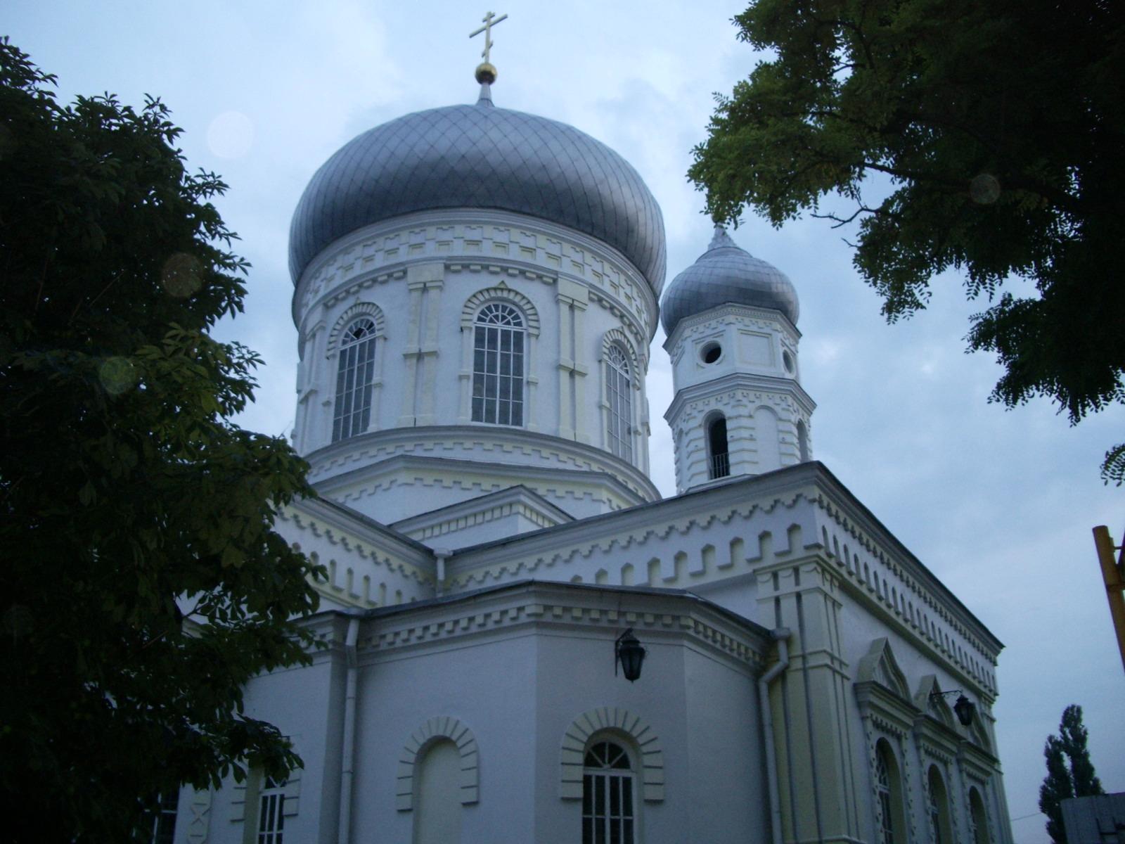 Pavlograd: a selection of sites
