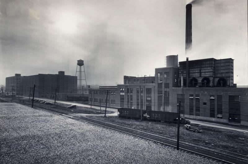 James E. Pepper Distillery -1936