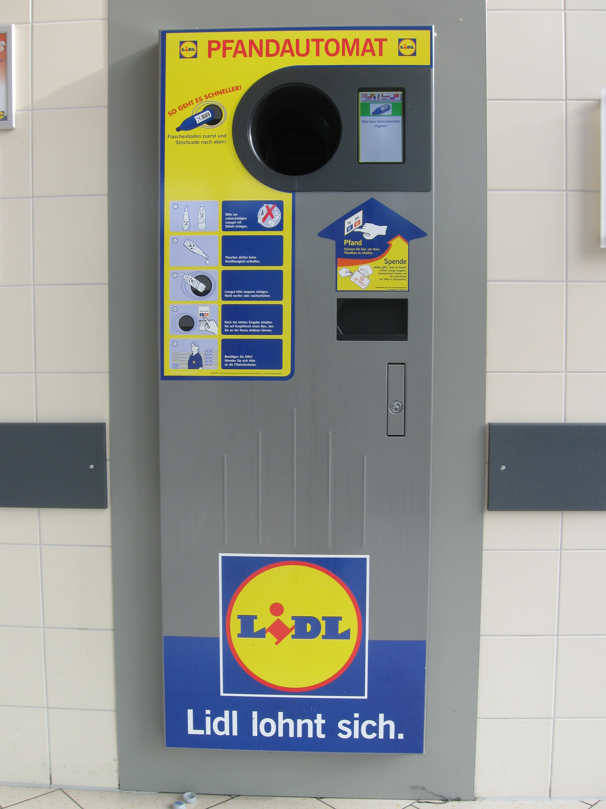 Lidl Machine A Cafe