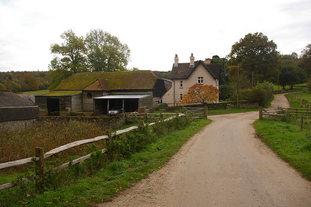 Polesden Farm - geograph.org.uk - 1020207