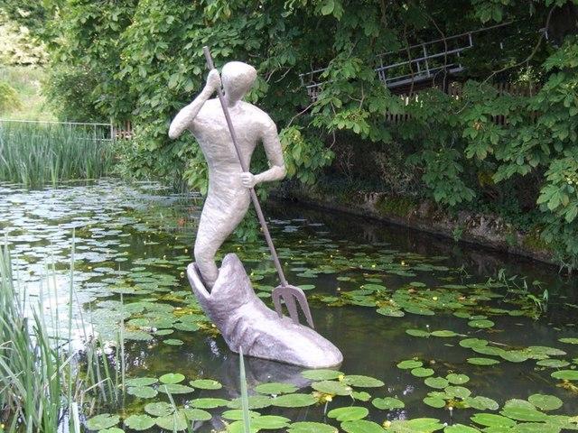 File:Poseidon - geograph.org.uk - 1384438.jpg